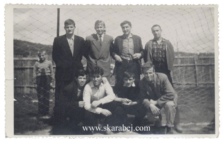 Skarabej - group